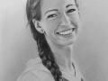 portret rysowany ołówkiem 11