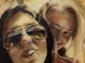 portret rysowany pastelami 3