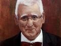 portret na zamówienie akryl na płótnie malarstwo 40 x 50
