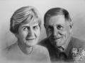 portret narysowany ołówkiem 24