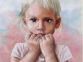 portret na zamówienie pastelami suchymi dziewczynka 65x50 3